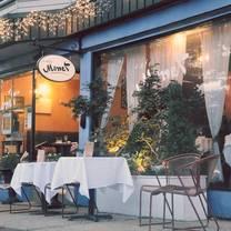 photo of cafe monet restaurant