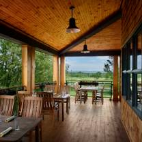 photo of ironstone grill at the marshes golf club restaurant