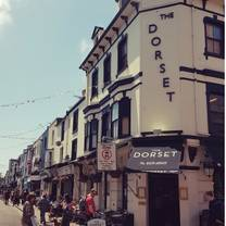 photo of the dorset street bar restaurant