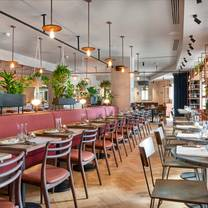 photo of humble grape canary wharf restaurant