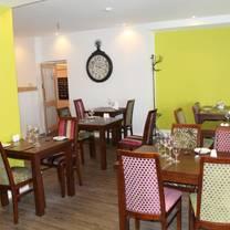 photo of brome grange hotel restaurant