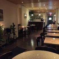 foto von alma restaurant