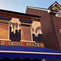 photo of old skool pantry restaurant