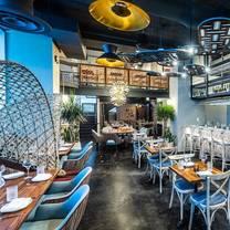 foto van agora tysons restaurant