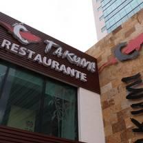 foto de restaurante takum