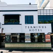 foto von terminus hotel abbotsford restaurant