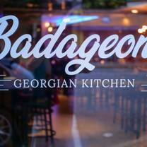 photo of badageoni georgian kitchen restaurant
