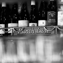 photo of punch lane wine bar & restaurant restaurant