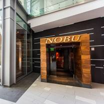 photo of nobu san diego restaurant
