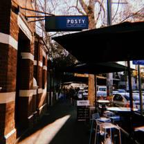photo of the posty restaurant