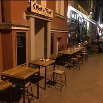 foto von what a treat restaurant