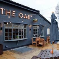 photo of oak inn restaurant