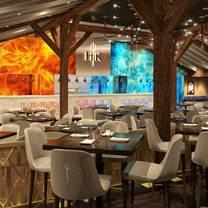 photo of gordon ramsay hell's kitchen - lake tahoe harveys resort hotel & casino restaurant