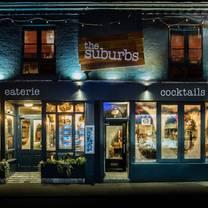 photo of the suburbs restaurant