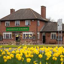 photo of newbold crown restaurant