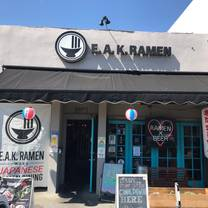 photo of e.a.k. ramen restaurant