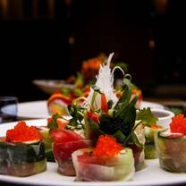 photo of okura robata grill and sushi bar - la quinta restaurant