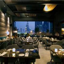 photo of roberto's dubai restaurant