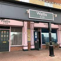photo of wallis & co restaurant