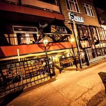 photo of restaurant trattoria la scala restaurant