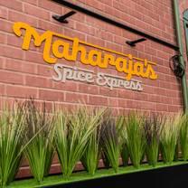 photo of maharaja's spice express at the kings head restaurant