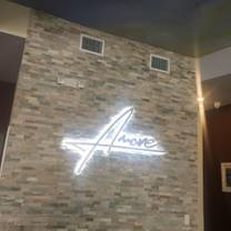 photo of amore restaurant and bar restaurant