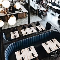 photo of the brasserie at bazati restaurant