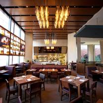 photo of oneup restaurant & lounge at grand hyatt san francisco restaurant