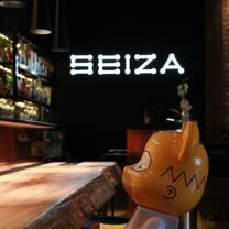 photo of seiza japanese cuisine restaurant