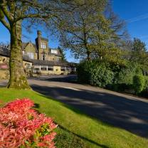 photo of grange restaurant at mecure norton grange hotel restaurant