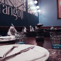 photo of rangoli indian restaurant restaurant