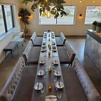 photo of project:fish - richmond hill restaurant