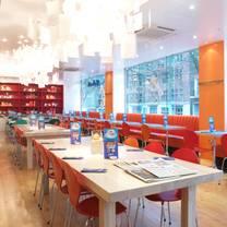 photo of carluccio's - brunswick centre restaurant