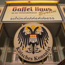 photo of gaffel haus berlin an der friedrichstraße restaurant
