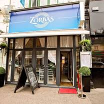 photo of zorba's restaurant restaurant