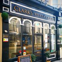 photo of clark's restaurant, scarborough, uk restaurant