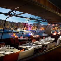 photo of bateaux parisiens restaurant