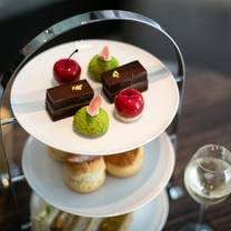 photo of afternoon tea @ one warwick park restaurant