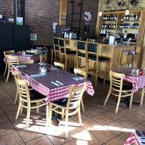 photo of the kitchen italian cafe and pizzeria restaurant