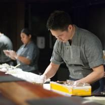 photo of m sushi restaurant