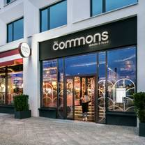 photo of the commons berlin restaurant