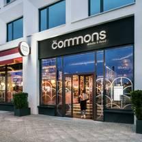 foto von the commons berlin restaurant