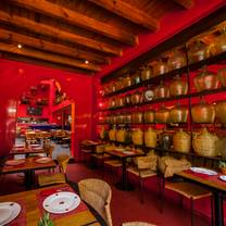 foto de restaurante corazón de maguey