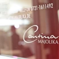 foto von cantina majolika restaurant