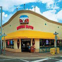 photo of dough boy's california restaurant