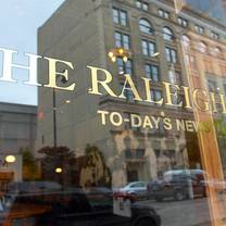 photo of the raleigh times restaurant