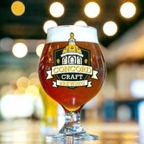 foto von concord craft brewing restaurant