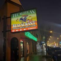photo of tecalitlan mexican restaurant restaurant