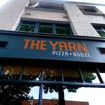 photo of the yarn restaurant