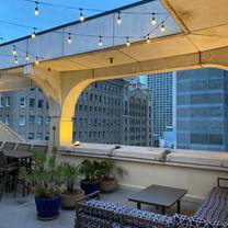 photo of zingari rooftop ristorante restaurant